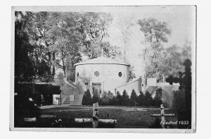 friedhof1942Kapelle